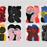Acht recente werken van Paulien Lethen